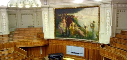 Amphith Tre Richelieu Sorbonne